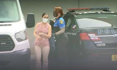 Educadora fue arrestada por tener sexo con un alumno en Miami