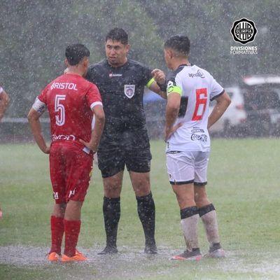 Partidos suspendidos de Formativas se jugarán desde el lunes