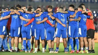 Paraguay suma una baja por lesión