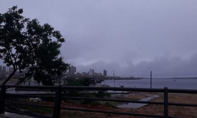 Dirección de Meteorología advierte sobre lluvias y tormentas para 7 departamentos