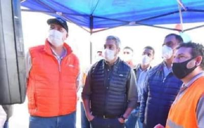 MOPC adjudicó obras para mejorar tramos vecinales en Caazapá