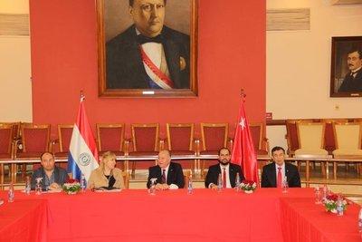 Autoridades de ANR recibieron a observadores del Parlasur, de OEA y de la COPPAL