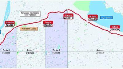 Proyecto de tren de cercanías llegará al Congreso a fin de año