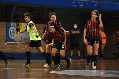 Futsal FIFA: Colonial y Sport Guaraní definen en el Femenino