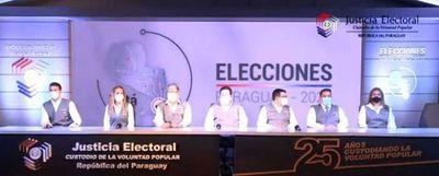 Elecciones municipales: TSJE garantiza proceso e instalación correcta de máquinas