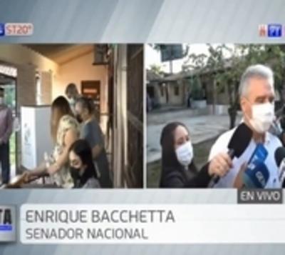 Bacchetta ya votó y esto dijo sobre caso Nenecho
