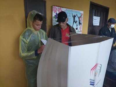 Utilizan a niños durante las votaciones, denuncian