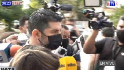 Nenecho Rodríguez dice que está completamente tranquilo y que pidió auditoría a la Contraloría