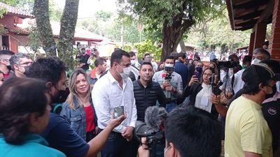 """Ulises Quinana se muestra confiado por """"popularidad"""" y """"credibiilidad"""""""