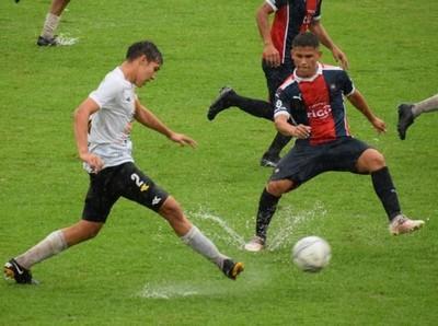 Sub 15: Dos encuentros se disputaron en la novena