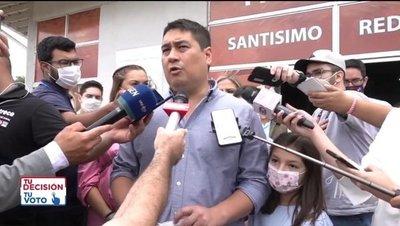 """Eduardo Nakayama: """"No hay que hacer caso a la boca de urna"""""""