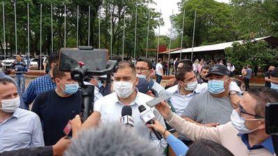 """Miguel Prieto vaticina renovación del 90%"""" en Junta Municipal de CDE"""