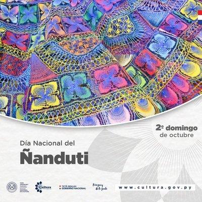 Se celebra este domingo en Paraguay el Día Nacional del Ñanduti