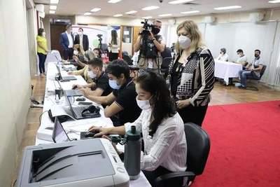 Elecciones: Fiscal General supervisó centro de monitoreo