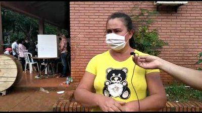 Minguera quiso elegir a sus autoridades, pero ya otra persona votó por ella