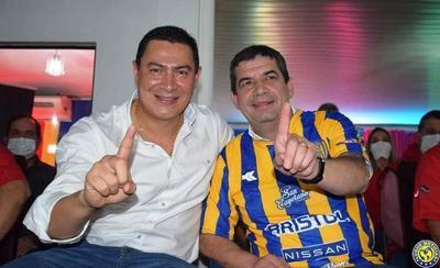 Carlos Echeverría arranca ganando en Luque •