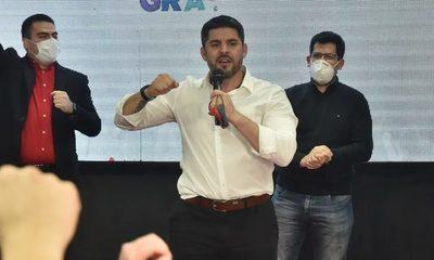 Oscar 'Nenecho' Rodríguez gana la intendencia de Asunción