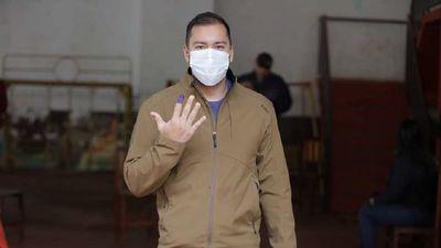 Miguel Prieto virtual ganador en Ciudad del Este