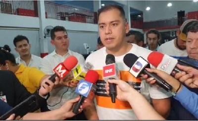 Miguel Prieto arrasa en Ciudad del Este