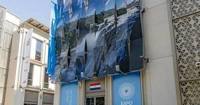 La Nación / Paraguay inauguró stand en la Expo Universal Dubái 2020