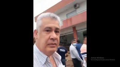 El liberal José Carlos Acevedo logró el re-rekutú para la Intendencia de Pedro Juan