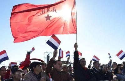 Contundente victoria colorada a nivel país: ANR se queda con 160 municipios