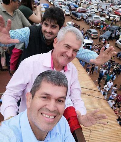 Resultado Elecciones Municipales en Hernandarias 2021: Cano asesta duro golpe en feudo del cartismo