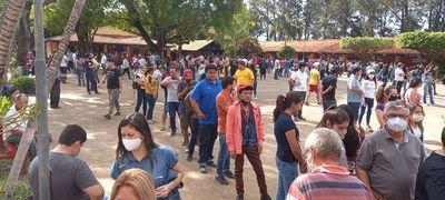 Resultado Elecciones Municipales 2021: El 68% de las intendencias quedó en manos de la ANR en el departamento de Caaguazú