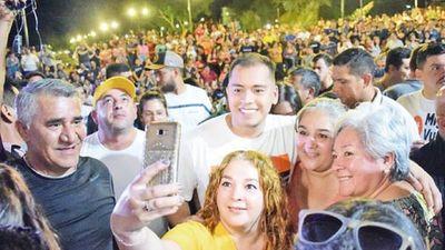 Miguel Prieto logra ganar por  amplio margen al candidato colorado en CDE