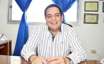 Intendente electo de Villa Elisa responsabiliza Efraín Alegre por derrota liberal