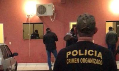 Pedro Juan Caballero: Seis detenidos en allanamiento por el cuádruple crimen