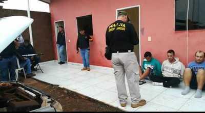 Sicariato en PJC: Varios detenidos bajo sospecha