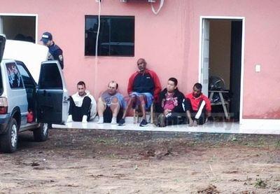 PJC: allanan vivienda y hay seis detenidos por atentado en que murió hija de Acevedo