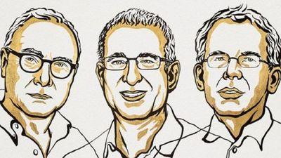 El premio Nobel de Economía fue otorgado a David Card, Joshua Angrist y Guido Imbens