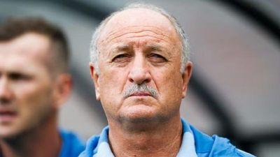 Luiz Felipe Scolari deja de ser entrenador del Gremio