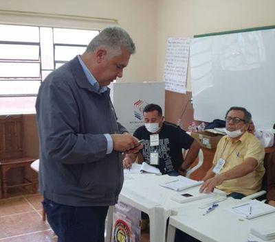 Pedro Juan Caballero sigue siendo inexpugnable bastión liberal con José Carlos Acevedo