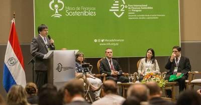 La Nación / Transformar retos en oportunidades es la consigna en el Foro de Finanzas Sostenibles