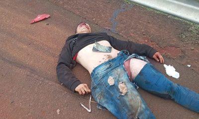 Dos motociclistas mueren en brutal choque frontal con una camioneta – Diario TNPRESS