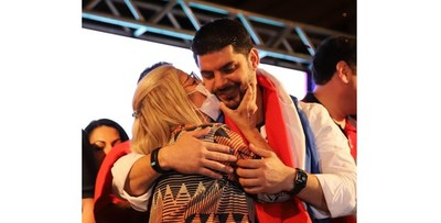 Partido Colorado lidera el mapa municipal: celebra su triunfo en Asunción, pero se queda sin Ciudad del Este y Encarnación