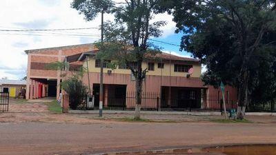 Perdieron y cerraron la Municipalidad de San Joaquín