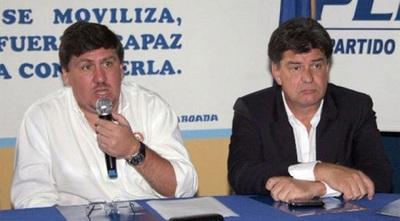 """Blas Llano """"busca"""" a Efraín Alegre tras derrota en elecciones"""