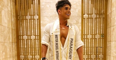 Paraguay entre los mejores 10 cuerpos masculinos del mundo
