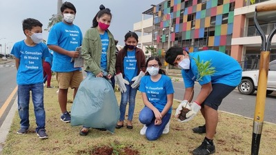 """Concierto H2O inspira """"Delivery de árboles"""" para el cuidado del agua"""