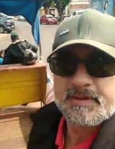 Aragão obtuvo 52 votos en elecciones municipales en Pedro Juan Caballero