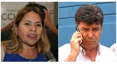 Basilisa Vázquez, secretaria del PLRA: 'Nuestro eslogan a partir de ahora es Efraín Nunca Más'