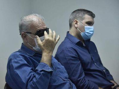 Fiscalía presentará el jueves sus alegatos contra RGD e hijo