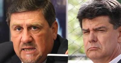 La Nación / Llano trata de villano a Alegre y exige su renuncia