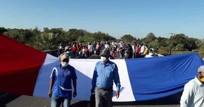 La Nación / Indígenas de Paraguay marcharán para exigir una mesa de trabajo con autoridades