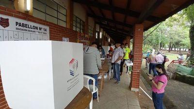 ANR pierde fuerza en principales municipios de Alto Paraná
