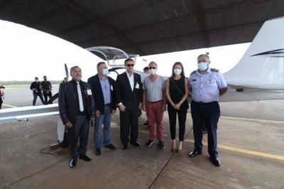 Presentan proyecto para el desarrollo de una industria aeronáutica en el Paraguay